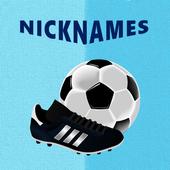 Nickname of Football Clubs Quiz icon