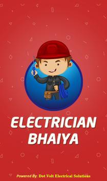 Electrician Bhaiya poster