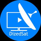 Dized Sat icon