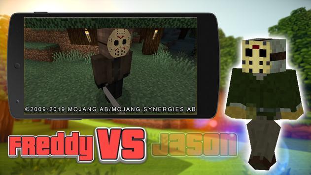 Mod Jason VS Freddy screenshot 1