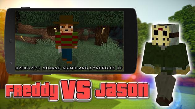 Mod Jason VS Freddy screenshot 2