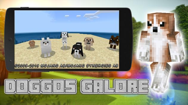 Mod Doggos Galore [Puppies] poster