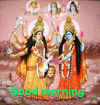 Durga Mata Good Morning Wishes screenshot 1