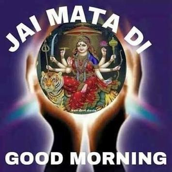 Durga Mata Good Morning Wishes screenshot 2