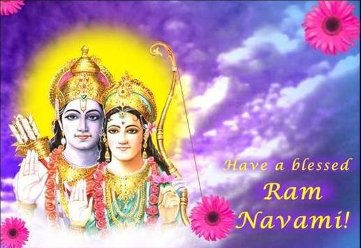 Happy Ram Navami Gif poster