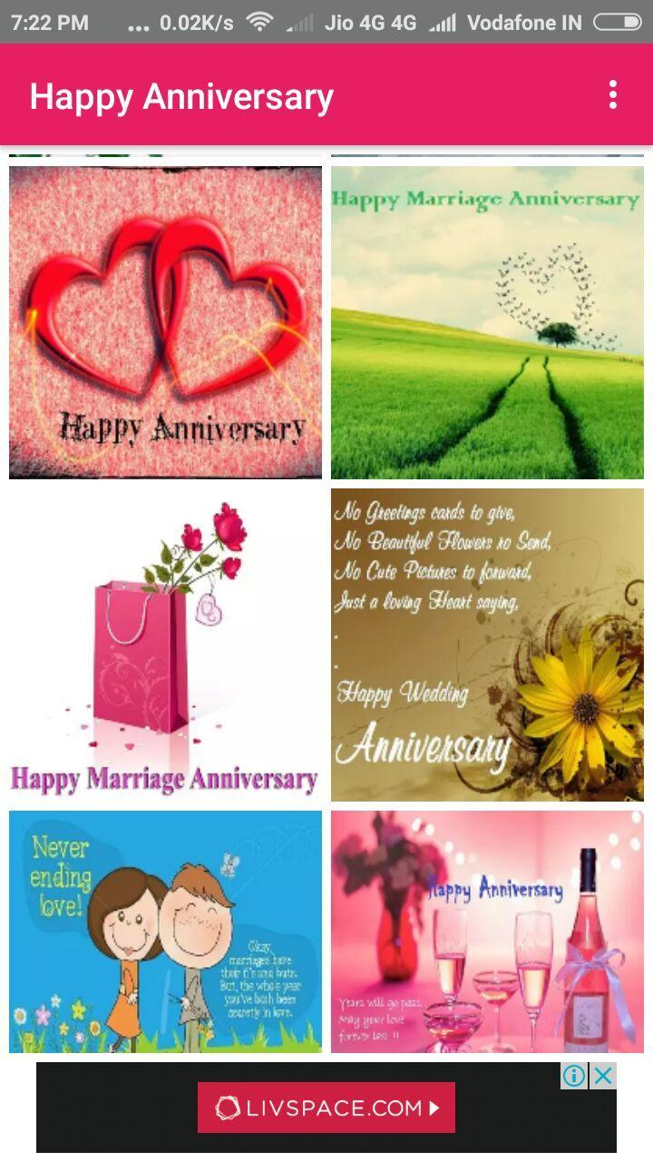 Happy Marriage Anniversary for Android - APK Download