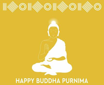 Buddha Purnima & Vesak Day - Buddha's Birthday screenshot 1