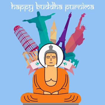 Buddha Purnima & Vesak Day - Buddha's Birthday screenshot 2