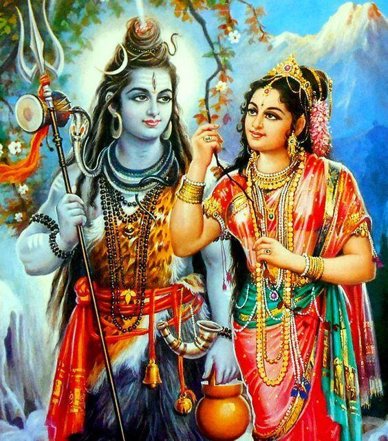 Shiv Parvati Full Screen Hd Wallpapers For Android Apk