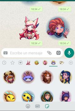 Complete League Sticker Collection - WAStickerApps screenshot 4