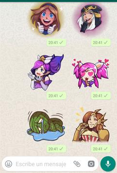 Complete League Sticker Collection - WAStickerApps screenshot 3