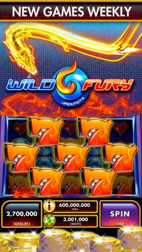 Casino Slots-DoubleDown Fort Knox Free Vegas Games screenshot 2