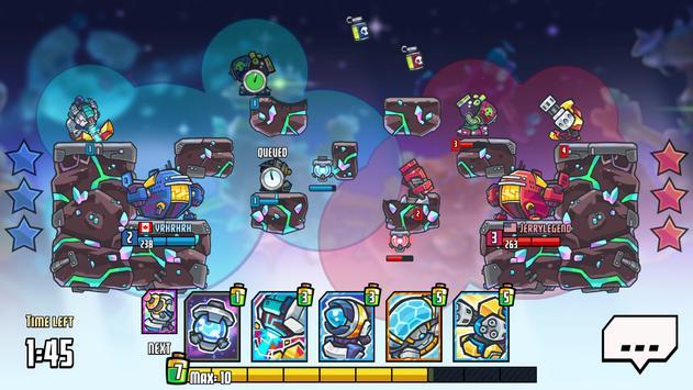 Cosmic Showdown स्क्रीनशॉट 4