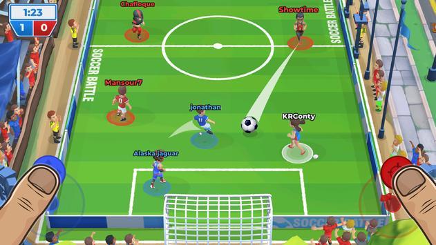फुटबॉल की लड़ाई (Soccer Battle) स्क्रीनशॉट 7