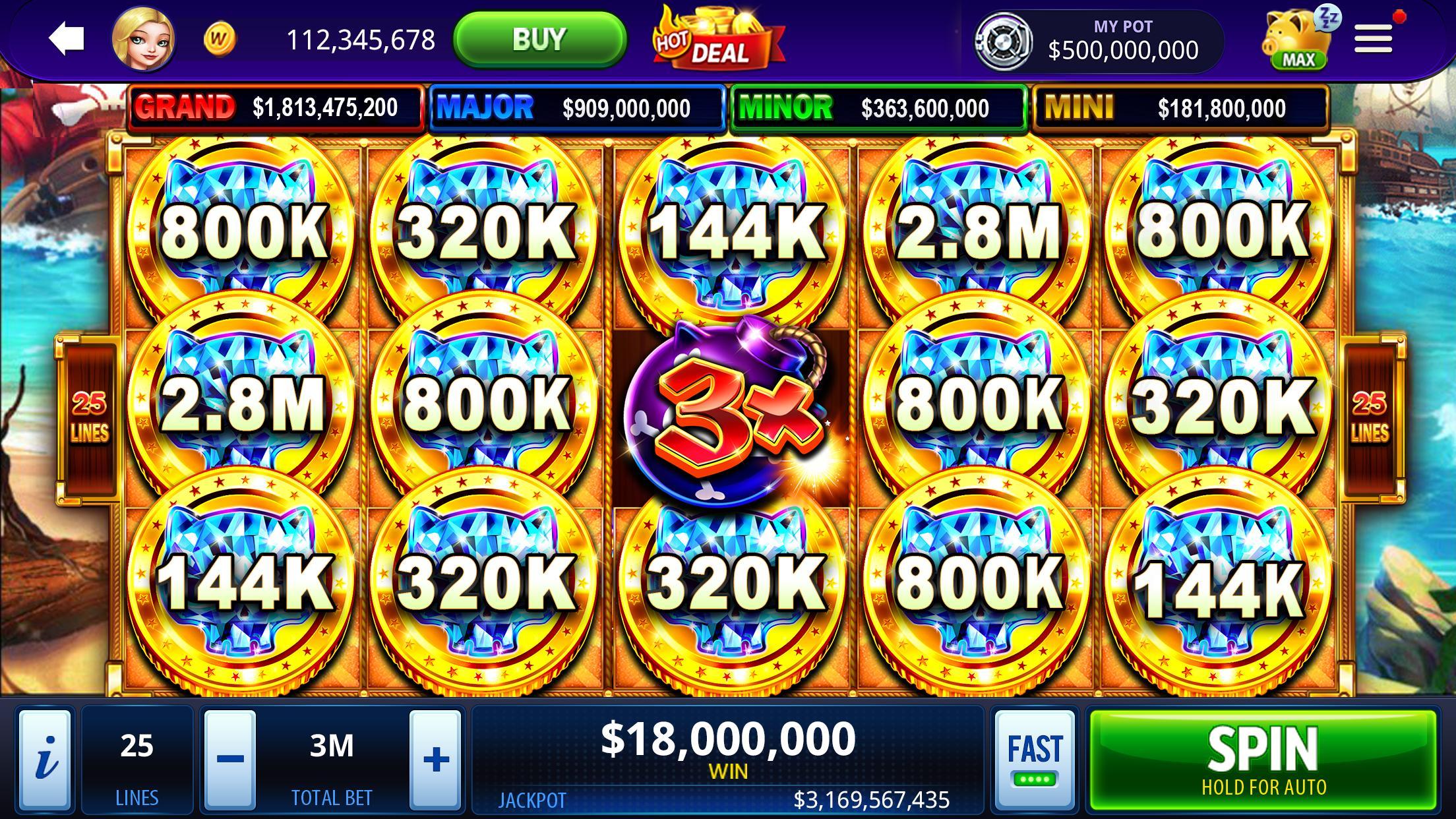 DoubleU Casino - Free Slots poster