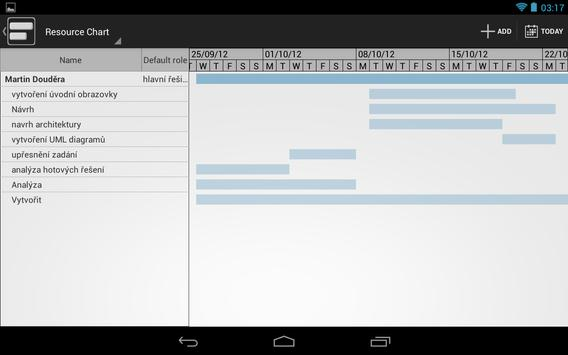 GanttMan screenshot 6