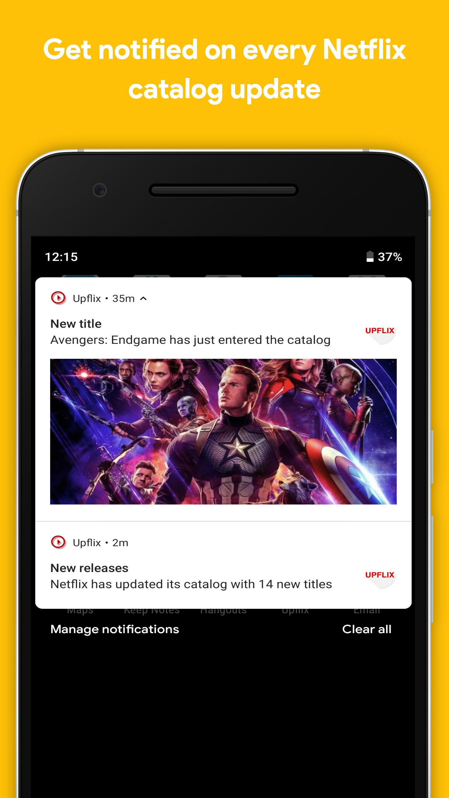 Upflix for Android - APK Download