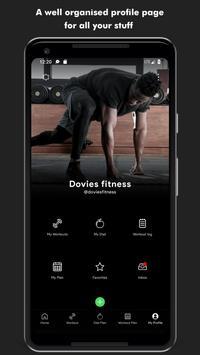 Doviesfitness screenshot 6
