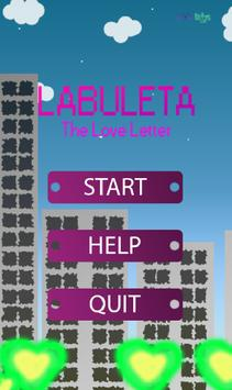 Flappy Labuleta: The Love Letter poster