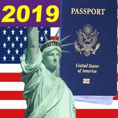 US Citizenship Test icono