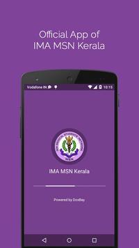 IMA MSN (Medical Student Network) Kerala poster