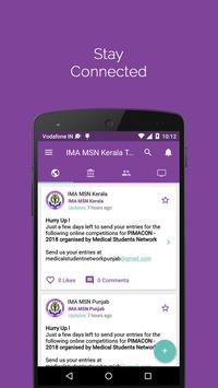 IMA MSN (Medical Student Network) Kerala screenshot 2