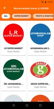 ZOOZOO.in–Super Market finder&Grocery delivery App screenshot 1