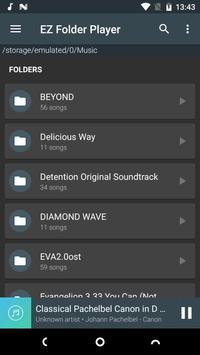 EZ Folder Player Free Ekran Görüntüsü 1