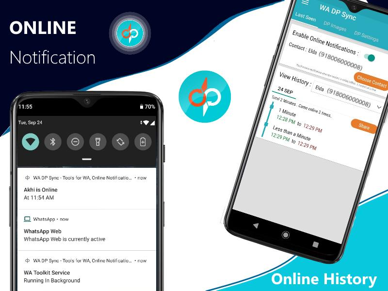 Wa Dp Sync Tools For Wa Online Notifications For Android Apk Download