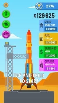 Rocket Sky! poster