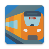PNR Status icono