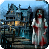 Scary Haunted House Games 2018 icon
