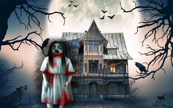 Scary Haunted House Games 2018 poster