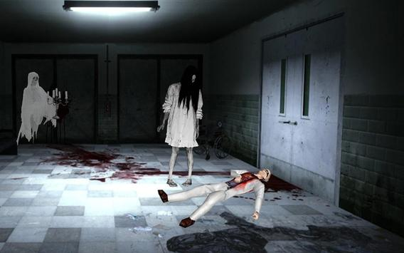 Scary Haunted House Games 2018 screenshot 9