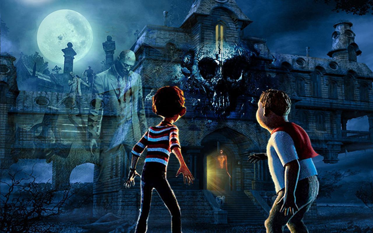 Best Horror Haunted House: Solve Murder Case Games for