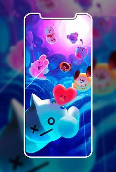 Cute Lol BT21 Wallpaper bài đăng
