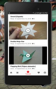 How to Make Origami-Papiroflexia-Papercraft Free for Android - APK