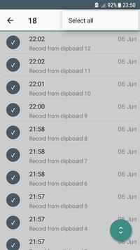 CopyPast++ screenshot 2