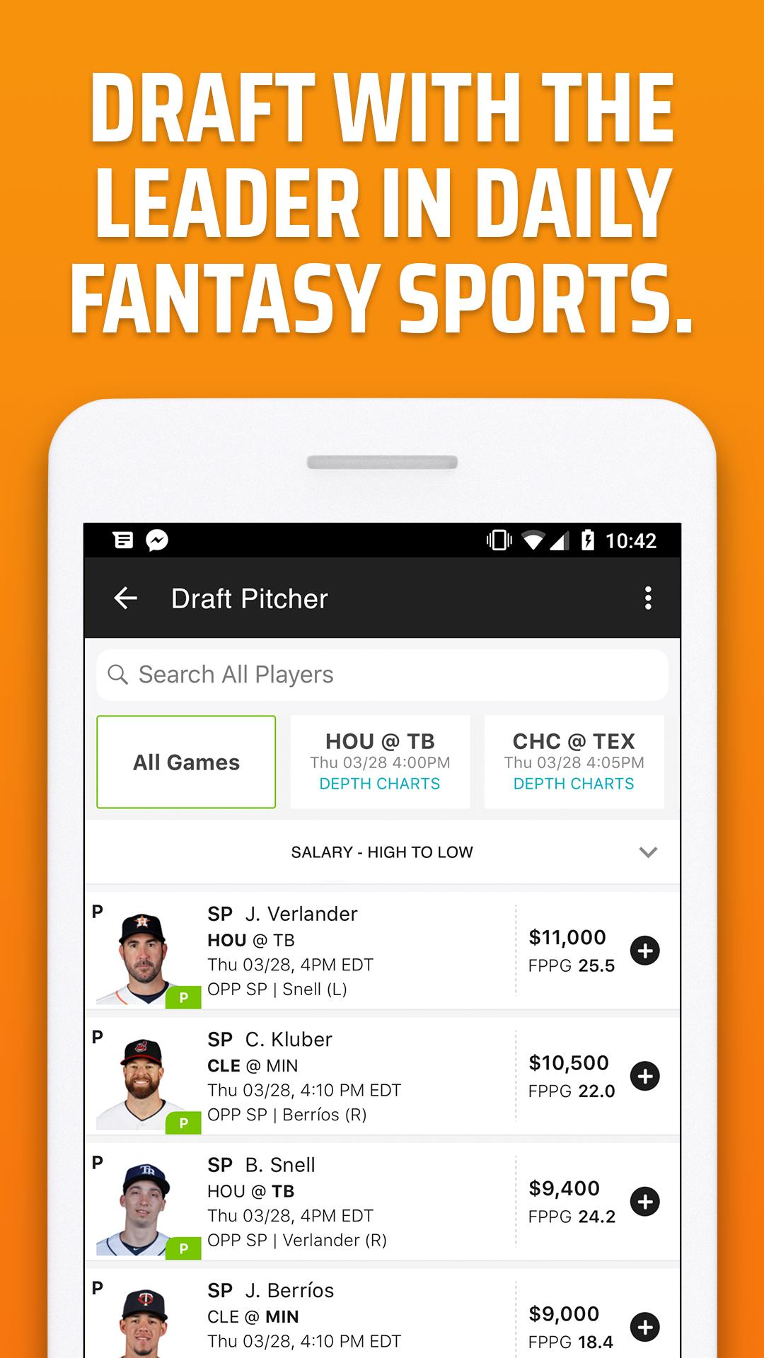 DraftKings for Android - APK Download