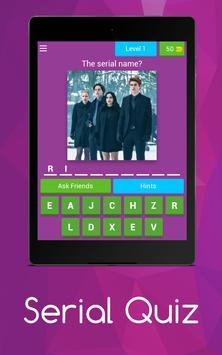Serial Quiz screenshot 14
