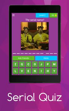 Serial Quiz screenshot 16
