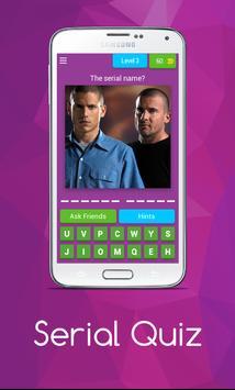 Serial Quiz screenshot 3