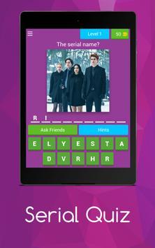 Serial Quiz screenshot 7
