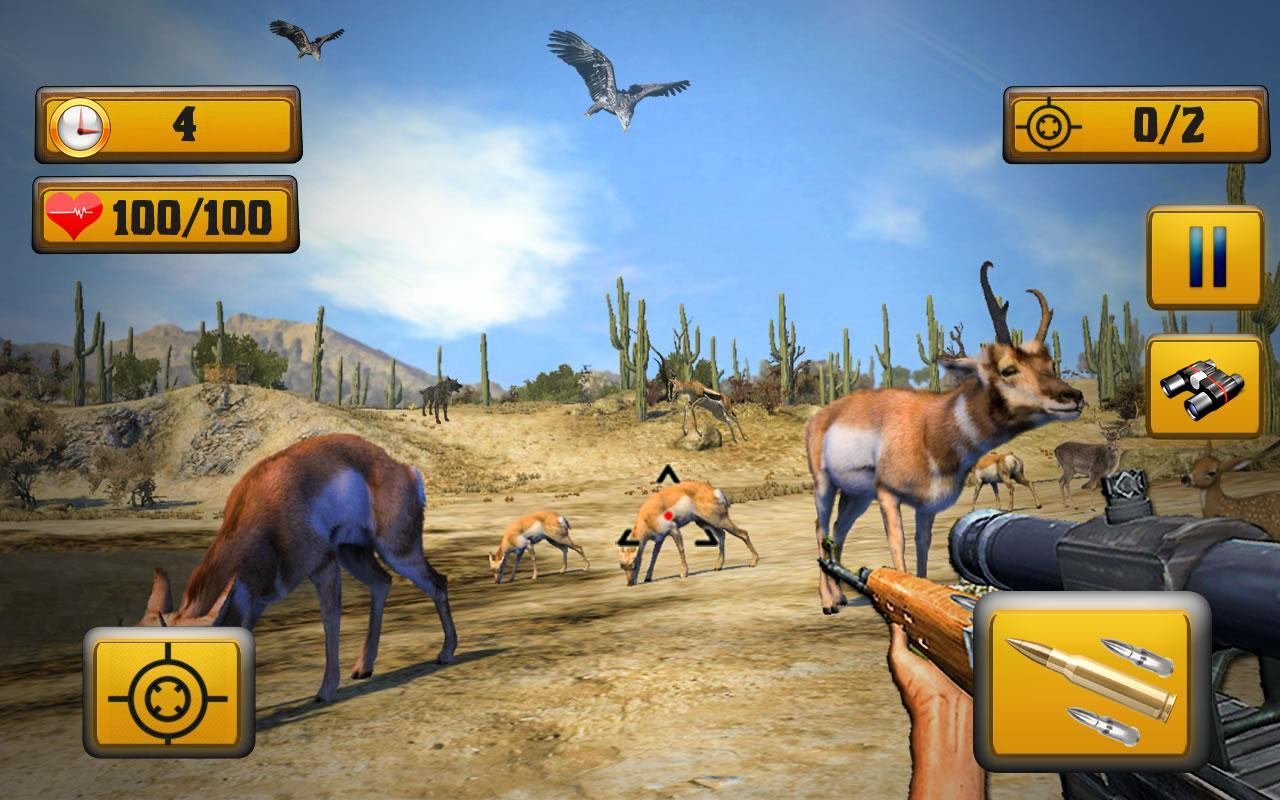 Wild Animal Shooting for Android - APK Download
