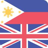 Cebuano English Offline Dictionary & Translator icon