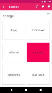 Cebuano English Offline Dictionary & Translator screenshot 3