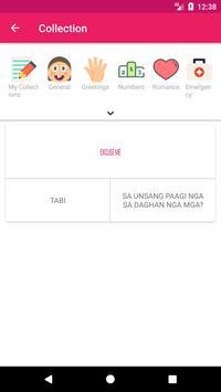 Cebuano English Offline Dictionary & Translator screenshot 4