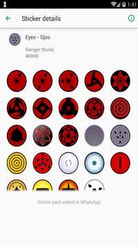 Free Dragon Ball+Naruto Stickers WAStickerPacks screenshot 4