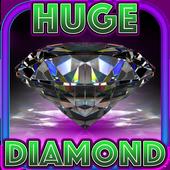 Huge Triple Diamond Slots Machine 2019 icon