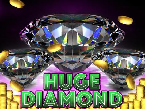 Huge Triple Diamond Slots Machine 2019 screenshot 4